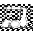 Still Llife vector image vector image