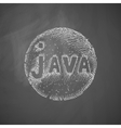 java icon vector image