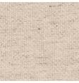 Beidge coarse canvas texture EPS 10 vector image vector image