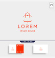 bag code logo design shop technology vector image vector image