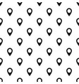 fixation pin pattern seamless vector image vector image