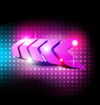 music style background vector image vector image