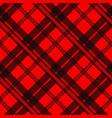 tartan plaid seamless pattern wallpaper vector image vector image