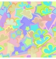 abstract background childrens seamless pattern vector image vector image