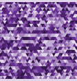 abstract background with geometry purple backdrop vector image vector image