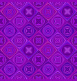 purple geometric diagonal curved shape tile vector image vector image