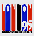 Retro London logo