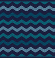 water geometric pattern vector image