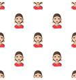 hindu womanhuman race single icon in cartoon vector image vector image
