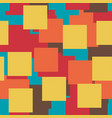 seamless colorful bright pattern paper vector image vector image
