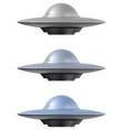 ufo vector image vector image