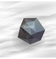 Abstract white Geometrical Design vector image vector image
