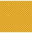 Seamless gold upholstery background pattern vector image