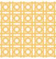 Traditional Islam Geometric pattern seamless vector image