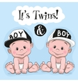It is twins vector image