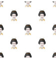 japanesehuman race single icon in cartoon style vector image vector image