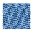 blue washed denim vector image vector image