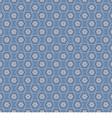 Blue Graphic Background Seamless Pattern vector image vector image