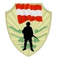 Army of Austria vector image vector image