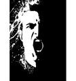 ink guy vector image vector image