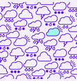 weather background5 vector image vector image
