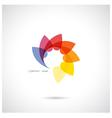creative abstract logo design template