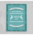 New Year 2015 Chinese Horoscope Poster