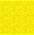 yellow geometrical seamless diagonal stripe vector image vector image