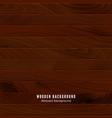 brown wooden texture wood surface floor vector image vector image