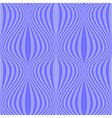Design colorful seamless wavy pattern vector image vector image