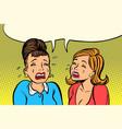 sad girlfriends women cry vector image vector image