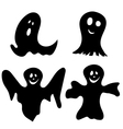 Ghosts Set vector image