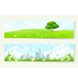 nature 392 vector image vector image