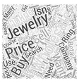 how to buy jewelry wholesale dlvy nicheblowercom vector image vector image