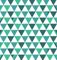 Korea Top Colors Background Triangle Polygon vector image
