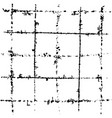 scratched grid texture vector image
