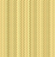 Seamless chevron pattern with golden texture vector image vector image