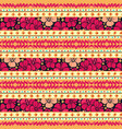 seamless surf pattern vector image