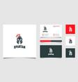 spartan logo and design helmet and head vector image vector image