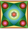 Geometry abstract vector image