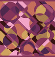 geometry minimalistic pattern with simple shape vector image
