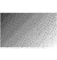 halftone rectangle logo symbol icon design vector image vector image