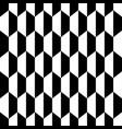 black white honeycomb hexagon seamless background2 vector image