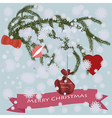 Christmas Wishes vector image vector image