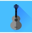 Guitar Silhouette vector image