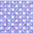 modern of purple round geometrical pattern with vector image vector image