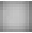 pixel cubic gradient bacdrop vector image vector image