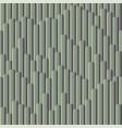 seamless gradient tubing technic pattern vector image vector image