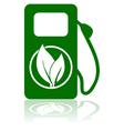 Green fuel vector image vector image