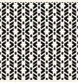 geometric seamless pattern in traditional style vector image vector image